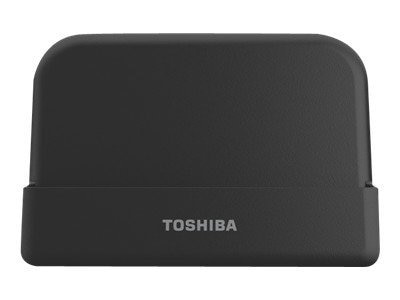 Toshiba Dock with Audio for 7 Tablet, PA3986U-1PRP, 13442422, Docking Stations & Port Replicators