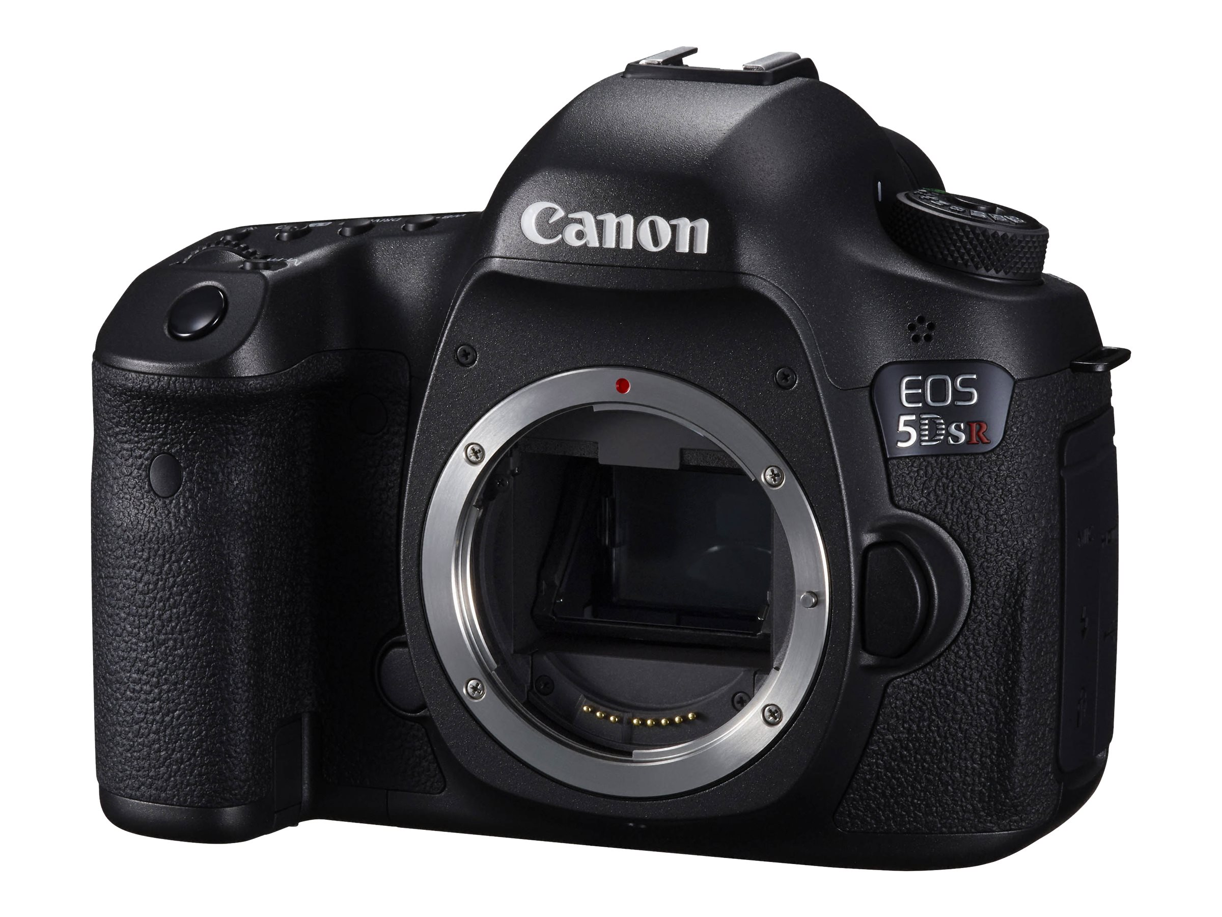 Canon EOS 5DS R Camera (Body Only), Black, 0582C002