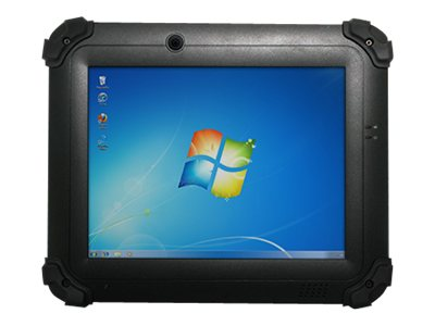 DT Research DT398B Rugged Tablet PC Core i7 1.7GHz 9.7 SLR XGA Touch, 398B-7P6B-372, 15737152, Tablets