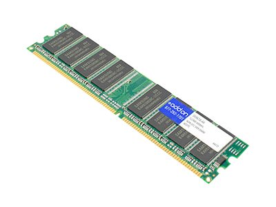 ACP-EP 512MB PC3200 184-pin DDR SDRAM DIMM for Select Models, DE467A-AA, 18198895, Memory