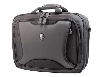 Mobile Edge Alienware Orion Messenger Bag, Fits 17 Screen, ME-AWMC2.0, 9690415, Carrying Cases - Notebook