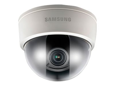 Samsung 1.3MP HD Network Dome Camera, 3-8.5mm, Day Night