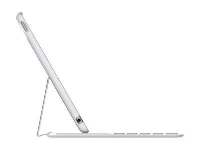 Belkin QODE Ultimate Lite Keyboard Case for iPad Air 2, White and Gold, F5L190TTWGW
