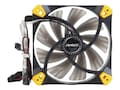 Antec TrueQuiet 120 Cooling Fan, TRUE QUIET 120, 12350420, Cooling Systems/Fans