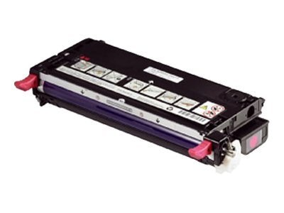 Dell Magenta High Yield Toner Cartridge for 3130cn 3130cnd Printers, 330-1200, 12695815, Toner and Imaging Components