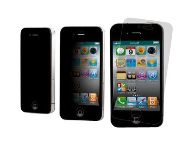 3M Privacy Screen for iPhone 4G, 98-0440-5147-6, 12977610, Cellular/PCS Accessories - iPhone
