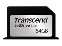 Transcend 64GB JetDrive Lite 330 Flash Expansion Card