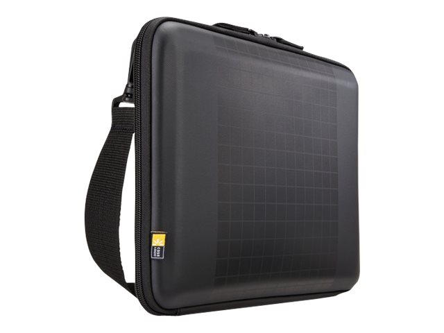 Case Logic Attache Case for Chromebook, Microsoft Surface, Black
