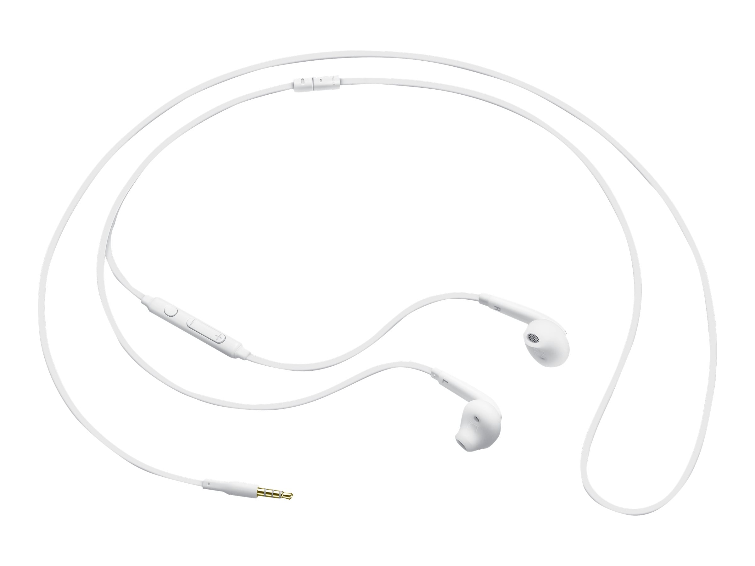 Samsung Active In-Ear Headphones - White, EO-EG920LWEGUS