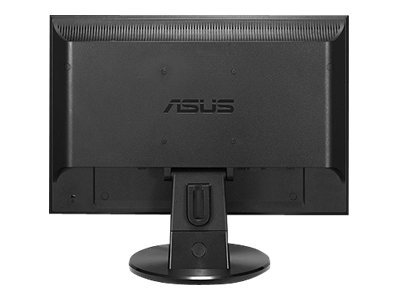 Asus 19 VW199T-P Widescreen LED-LCD Monitor with Speakers, Black, VW199T-P