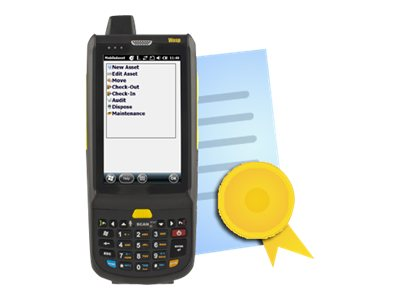 Wasp HC1 (Numeric) Mobile Computer + Additional Inventory Control Mobile License, 633808121723