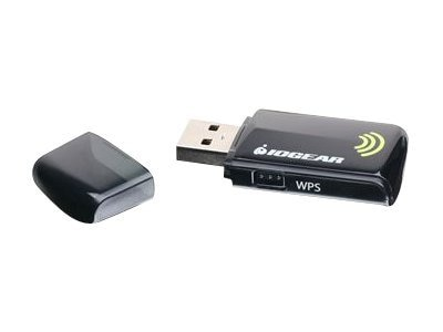 IOGEAR Compact Wireless-N USB Adapter, GWU625, 12063121, Wireless Adapters & NICs