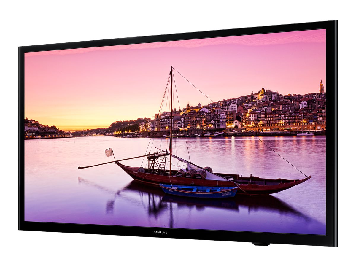 Samsung 43 HE593 Full HD LED-LCD Hospitality TV, Black, HG43NE593SFXZA