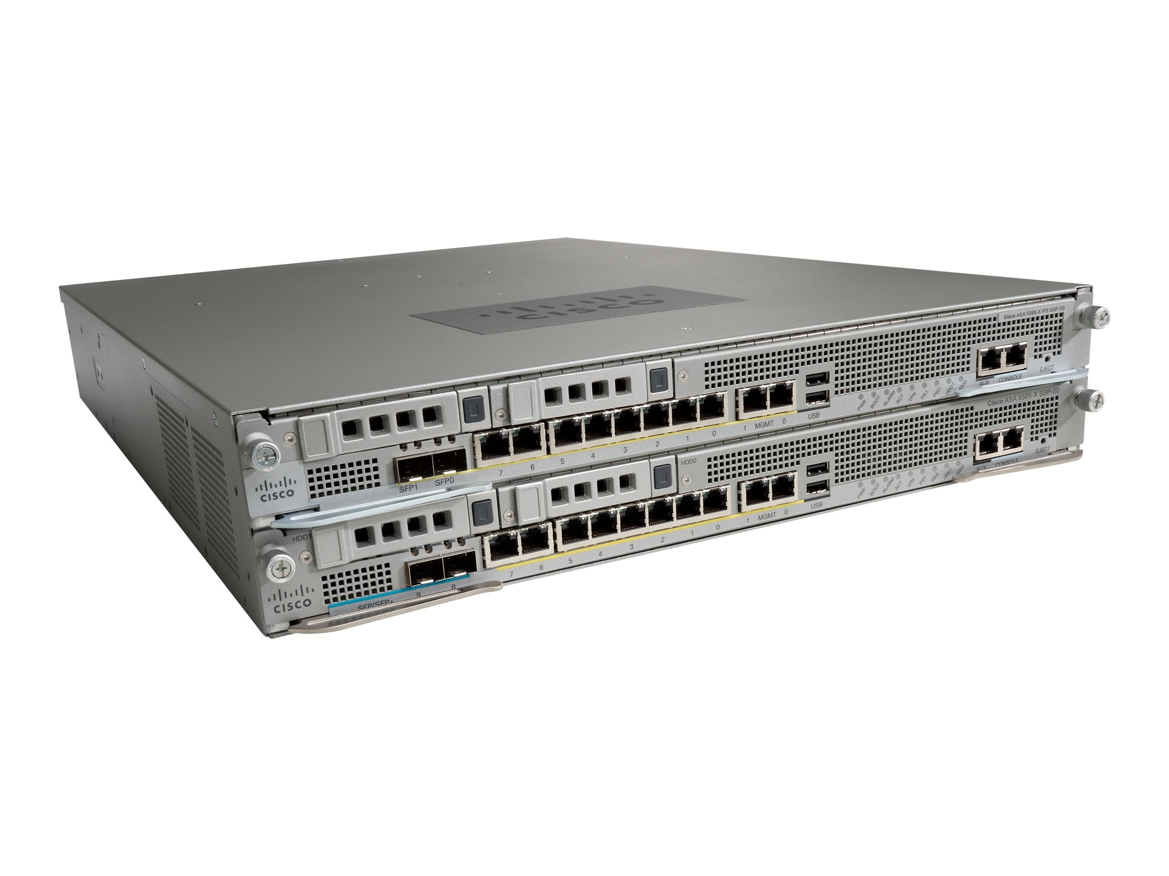 Cisco ASA5585-S10F10XK8 Image 1