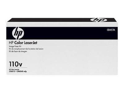 HP 110V Fuser Kit for for Color LaserJet CP6015 & CM6040 mfp, CB457A, 8545072, Toner and Imaging Components