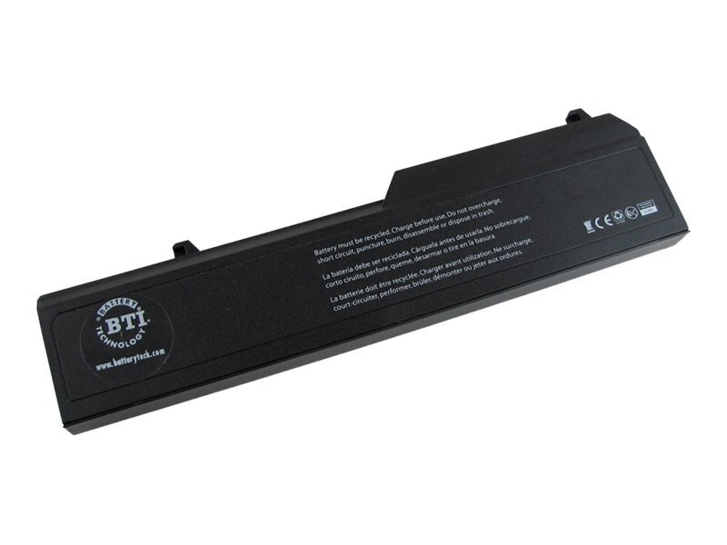 BTI Battery, Li-Ion for Dell Vostro 1310 1510 2510, DL-V1510, 9425961, Batteries - Notebook