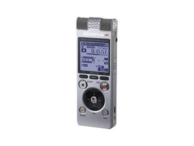 Olympus DM-620 Digital Recorder, Silver, 142665