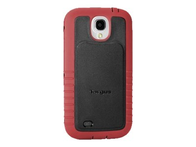 Targus SafePort Rugged Case Max for Samsung Galaxy S4, Red