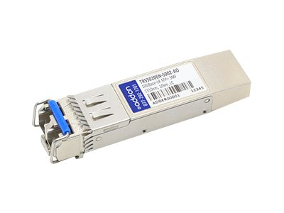 ACP-EP SFP+ 10-GIG LR DOM LC 10KM TAA Transceiver (OpNext TRS5020EN-S002 Compatible), TRS5020EN-S002-AO