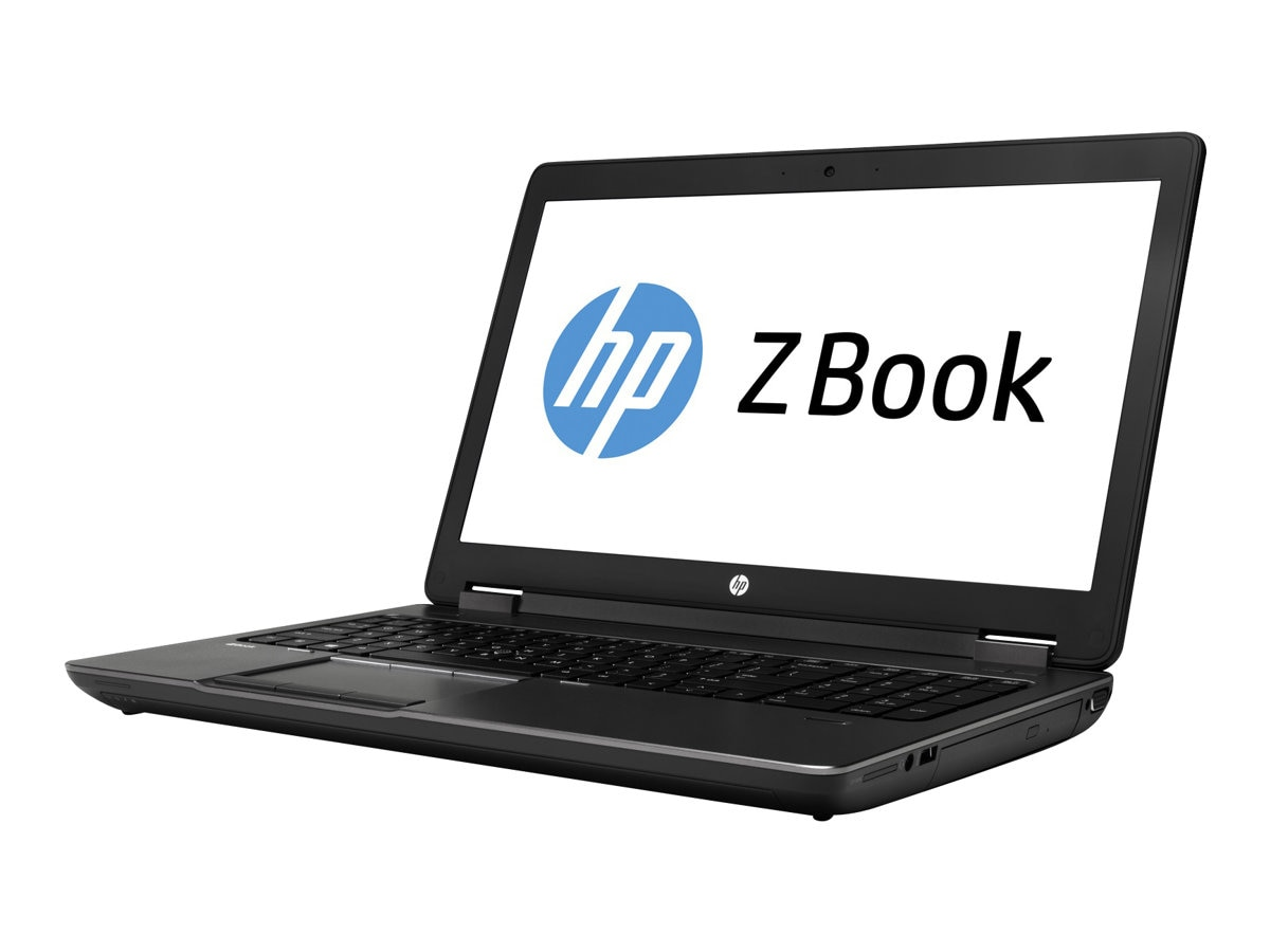 HP ZBook 15 Core i7-4900MQ 2.8GHz 32GB 256GB SSD DVD+RW BT 15.6