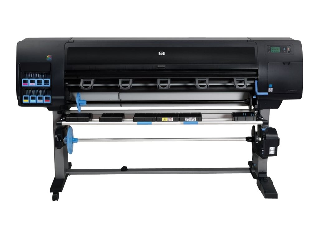 HP Designjet Z6200 60 Photo Printer w  Encrypted Hard Disk, CQ111B#BCB