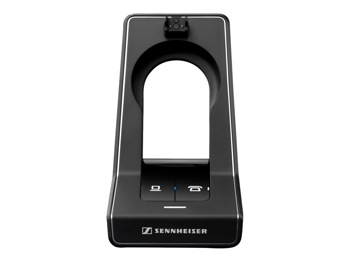 Sennheiser SD Base Set w  Audio & US Power, 506021