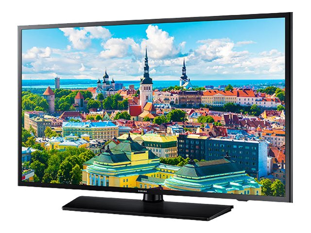 Samsung 43 470 Series Full HD LED-LCD Hospitality TV, Black, HG43ND470SFXZA, 30650215, Televisions - LED-LCD Commercial