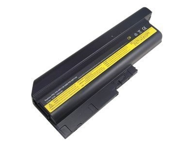 CP Technologies WorldCharge Battery for IBM Lenovo Thinkpad R60 R60e T60 T61 Series