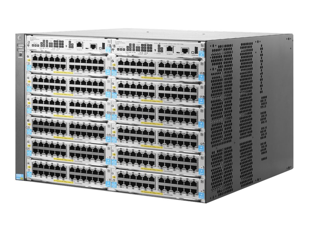 Open Box HPE 5412R ZL2 Switch
