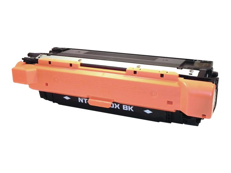 Ereplacements CE250X Black High Yield Toner Cartridge for HP LaserJet CP3520 & CM3530, CE250X-ER
