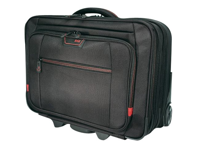 Mobile Edge 13.3-17.3 Pro Overnight Rolling Case