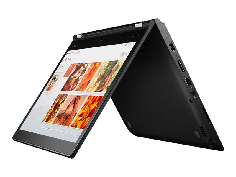 Lenovo TopSeller ThinkPad Yoga 460 Core i7-6600U 2.6GHz 8GB 256GB OPAL ac BT WC Pen 14 WQHD MT W10P64, 20EM0023US