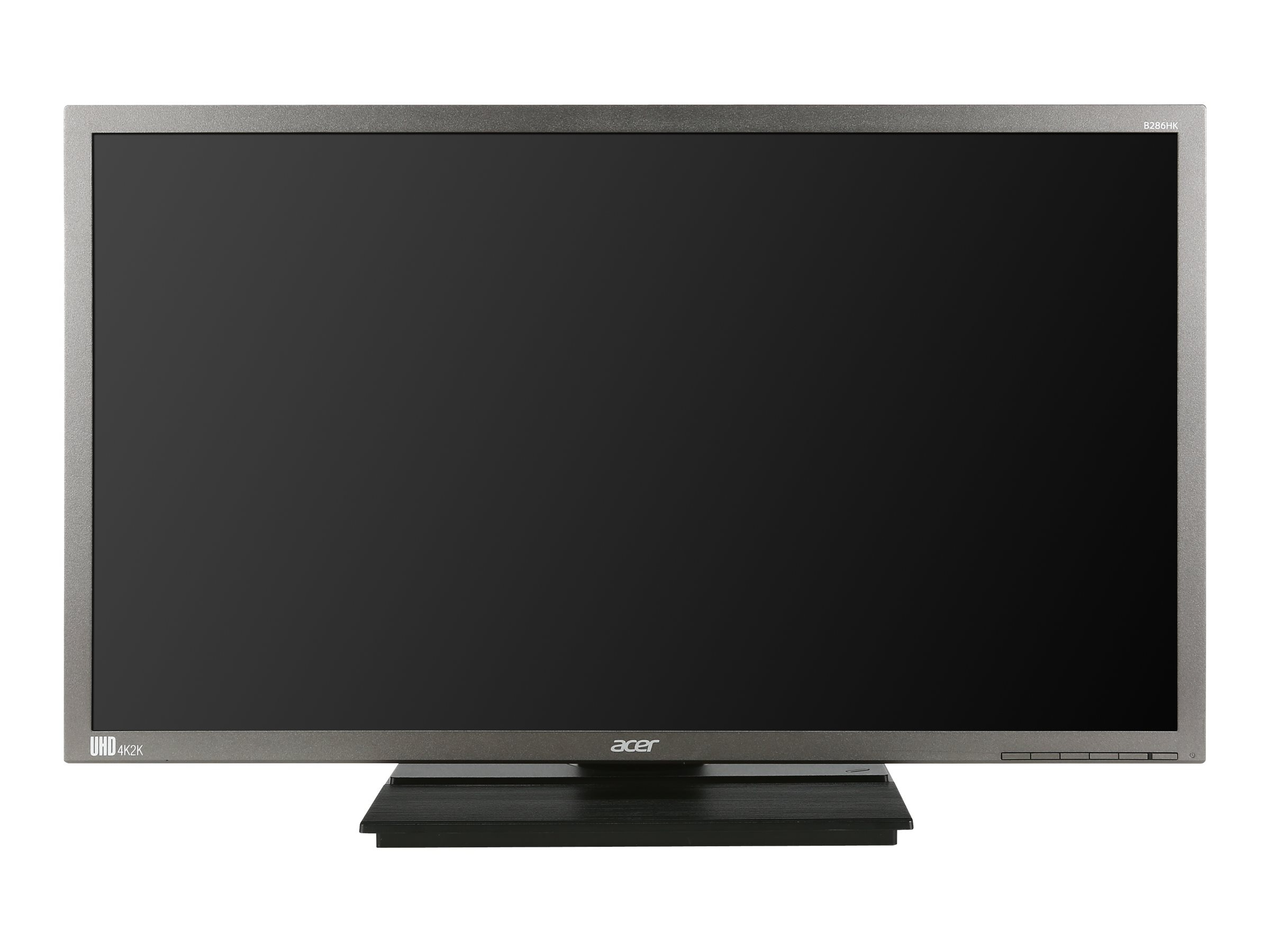 Acer 28 B286HK ymjdpprz 4K LED-LCD Display, Black
