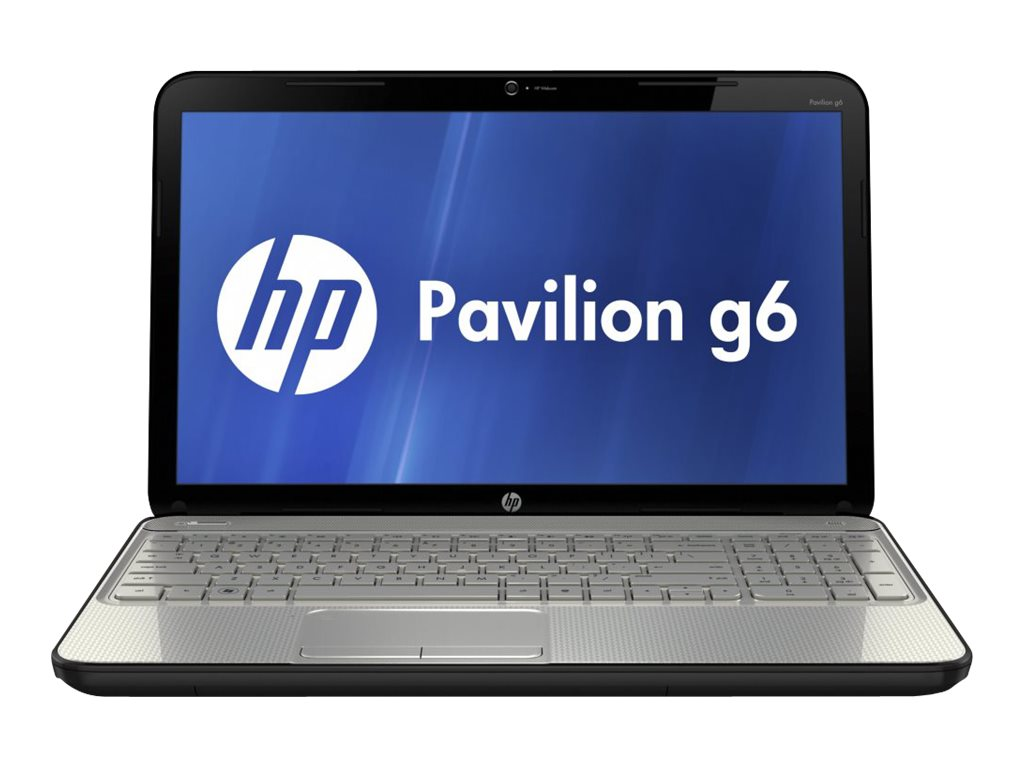 HP Pavilion G6-2219nr : 2.5GHz A4-Series 15.6in display, C2N65UA#ABA
