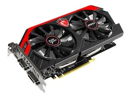 Microstar NVIDIA GeForce GTX 750 Ti PCIe 3.0 x16 Twin Frozr Graphics Card, 2GB GDDR5, N750TI TF 2GD5/OC, 16952903, Graphics/Video Accelerators