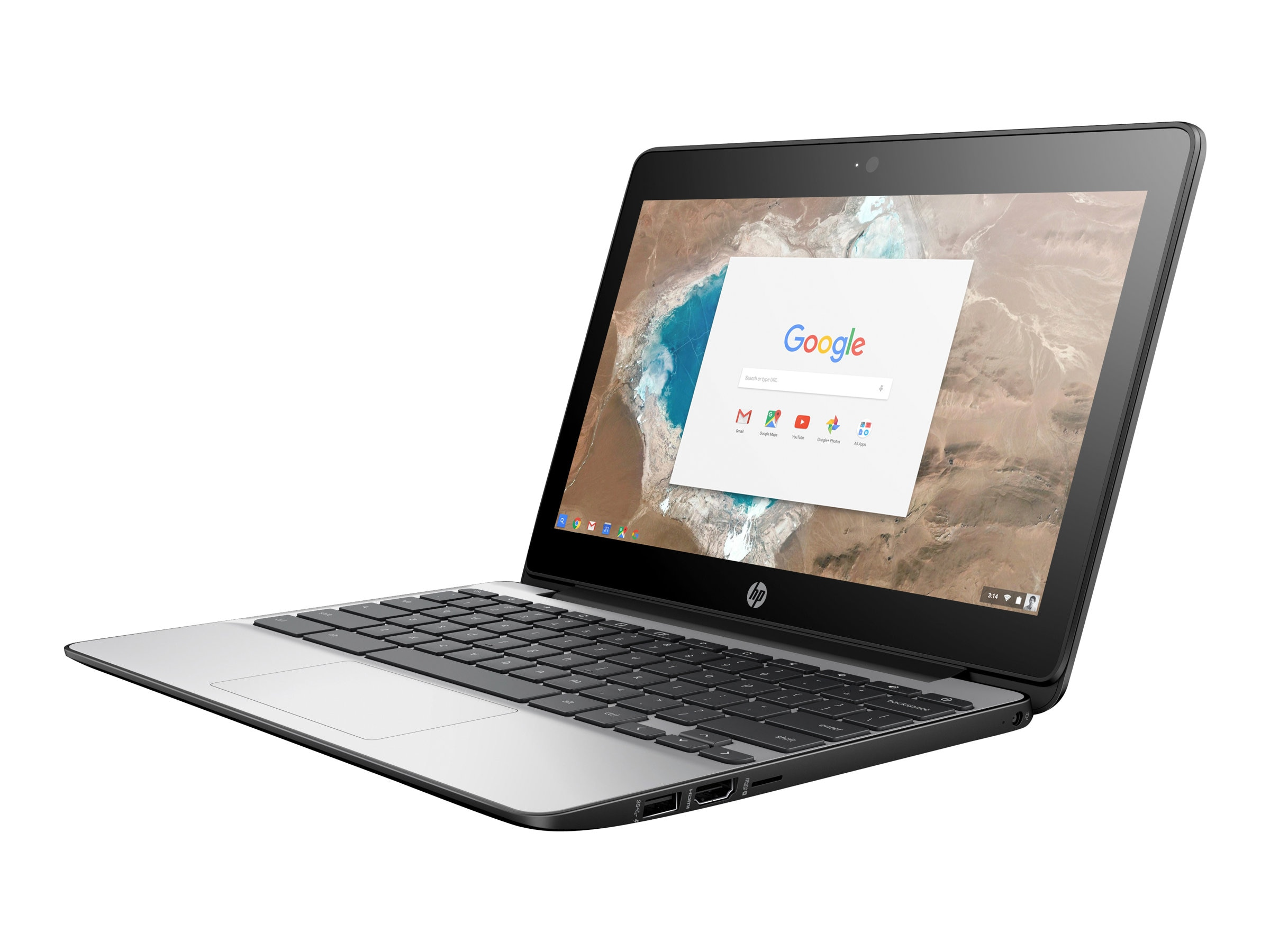 HP Chromebook 11 G4 EE 2.16GHz Celeron 11.6in display