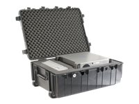 Pelican 1730 Transport Case with Foam, Black, 1730-000-110, 11468311, Carrying Cases - Other