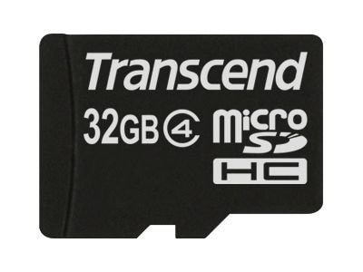 Transcend Information TS32GUSDHC4 Image 1