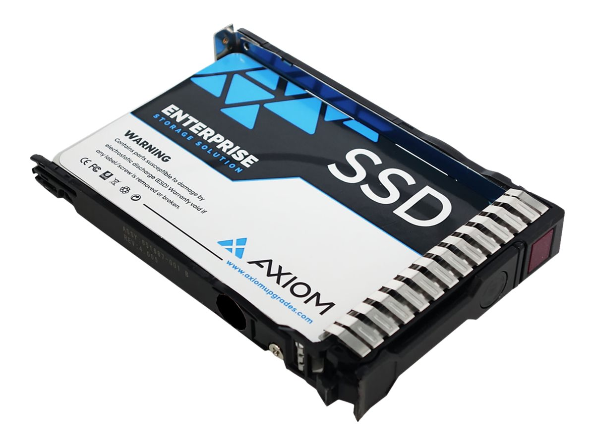 Axiom 120GB Enteprise EV200 SATA 2.5 Internal Solid State Drive for HP, 816879-B21-AX