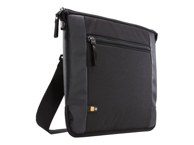Case Logic Intrata 11.6 Laptop Bag for Chromebook, Black, INT111BLACK, 19099637, Carrying Cases - Tablets & eReaders