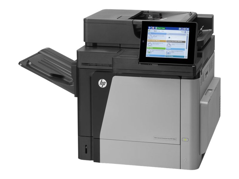 HP Color LaserJet Enterprise Multifunction M680dn Printer, CZ248A#BGJ, 16813524, MultiFunction - Laser (color)