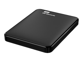 WD 1TB Elements USB 3.0 External Hard Drive, WDBUZG0010BBK-EESN, 31810541, Hard Drives - External