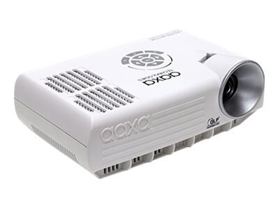 Aaxa M4 WXGA Mobile DLP Projector, 800 Lumens, White, MP-400-01, 17926969, Projectors