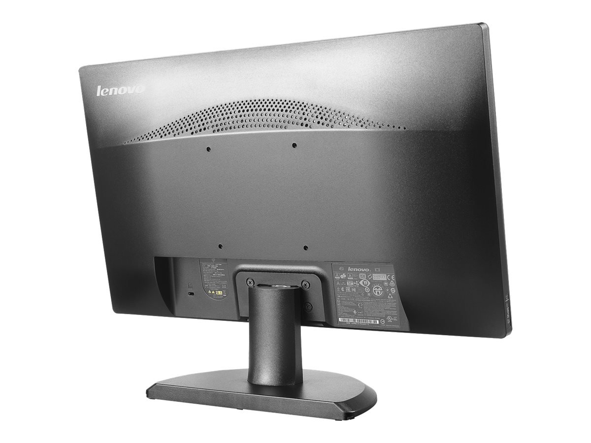 Scratch & Dent Lenovo 18.5 E1922 LED-LCD Monitor, Black, 60B8AAR6US
