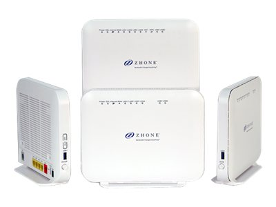 Zhone 6712-W1-NA 100MB Gateway SPI Wireless VDSL 4-Port