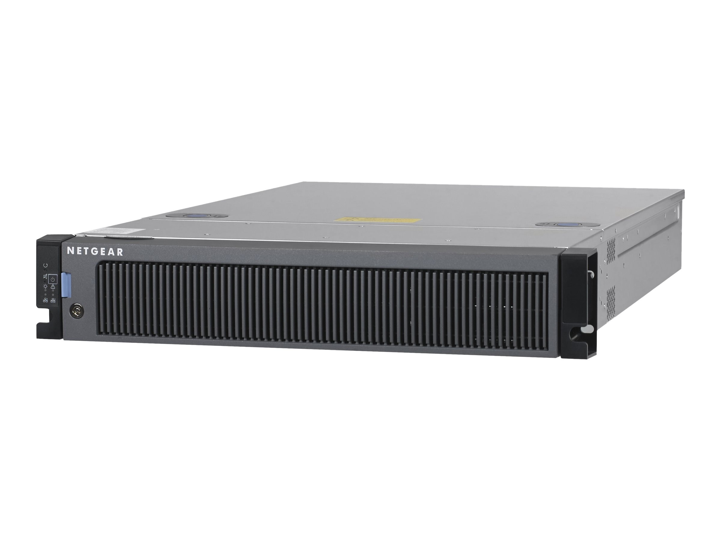 Netgear ReadyNAS 4312X Network Attached Storage w  12x6TB Enterprise Hard Drives