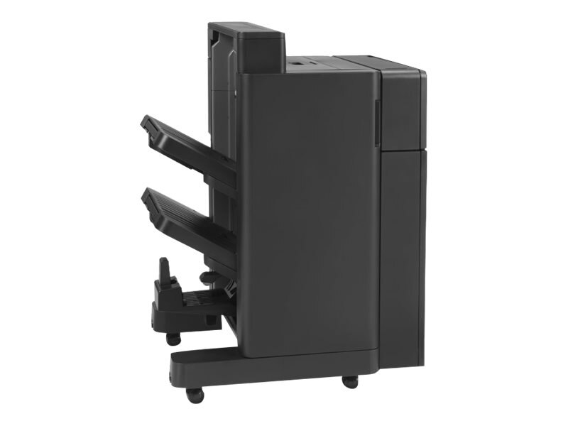 HP LaserJet Booklet Maker Finisher w  2 3 Hole Punch, A2W84A, 16465726, Printers - Output Trays/Sorters