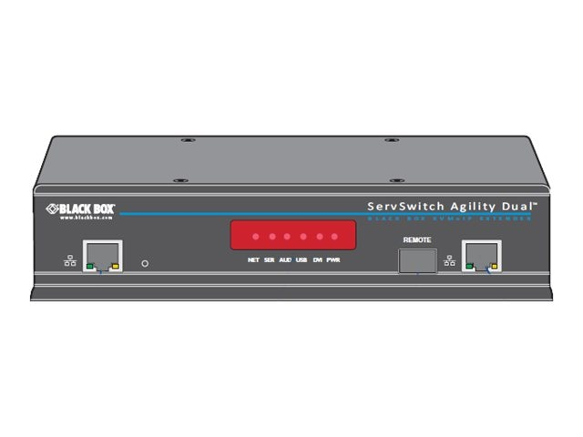 Black Box Server Switch Agility Dual Head Link Receiver, ACR1002A-R