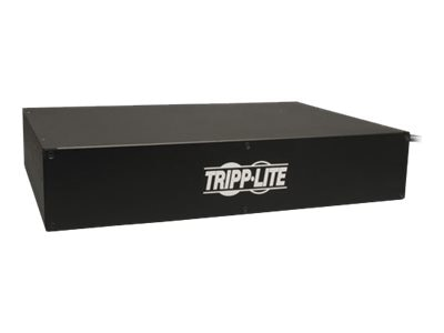Tripp Lite Switched, Metered PDU with Remote Monitoring 2U Rackmount 208 240V 30A L6-30P Input (8) C13 (6) C19, PDUMH30HV19NET
