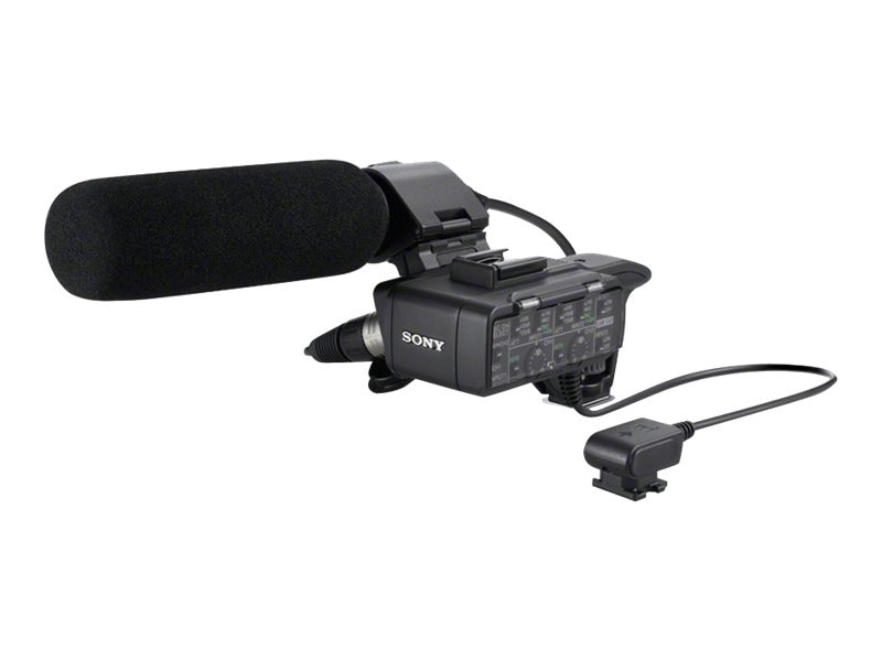 Sony XLRK1M Adapter & Mic Kit, XLRK1M